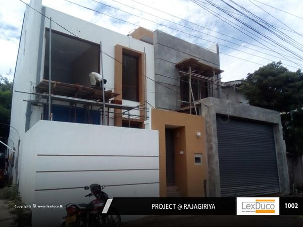 Residential Housing Project at Rajagiriya | Lex Duco
