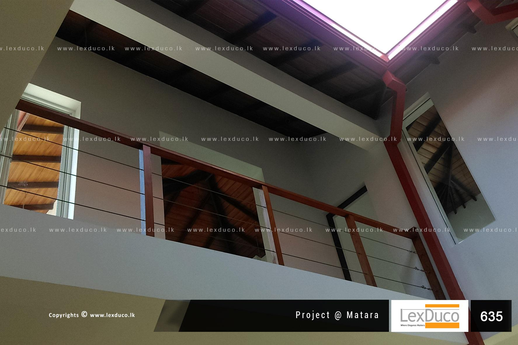 Residential Housing Project at Matara | Lex Duco