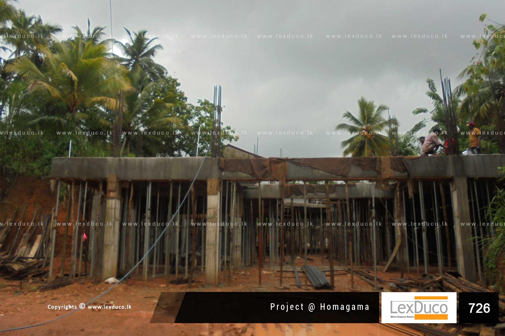 Commercial Building at Homagama | Lex Duco