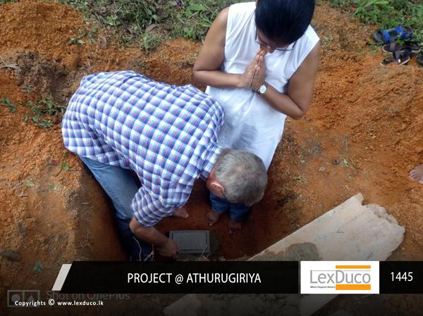 Residential Housing Project at Athurugiriya | Lex Duco