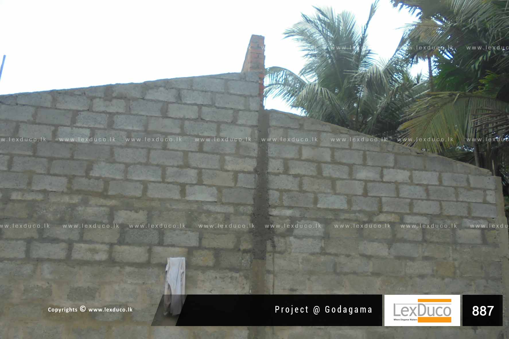 Residential Housing Project at Godagama | Lex Duco