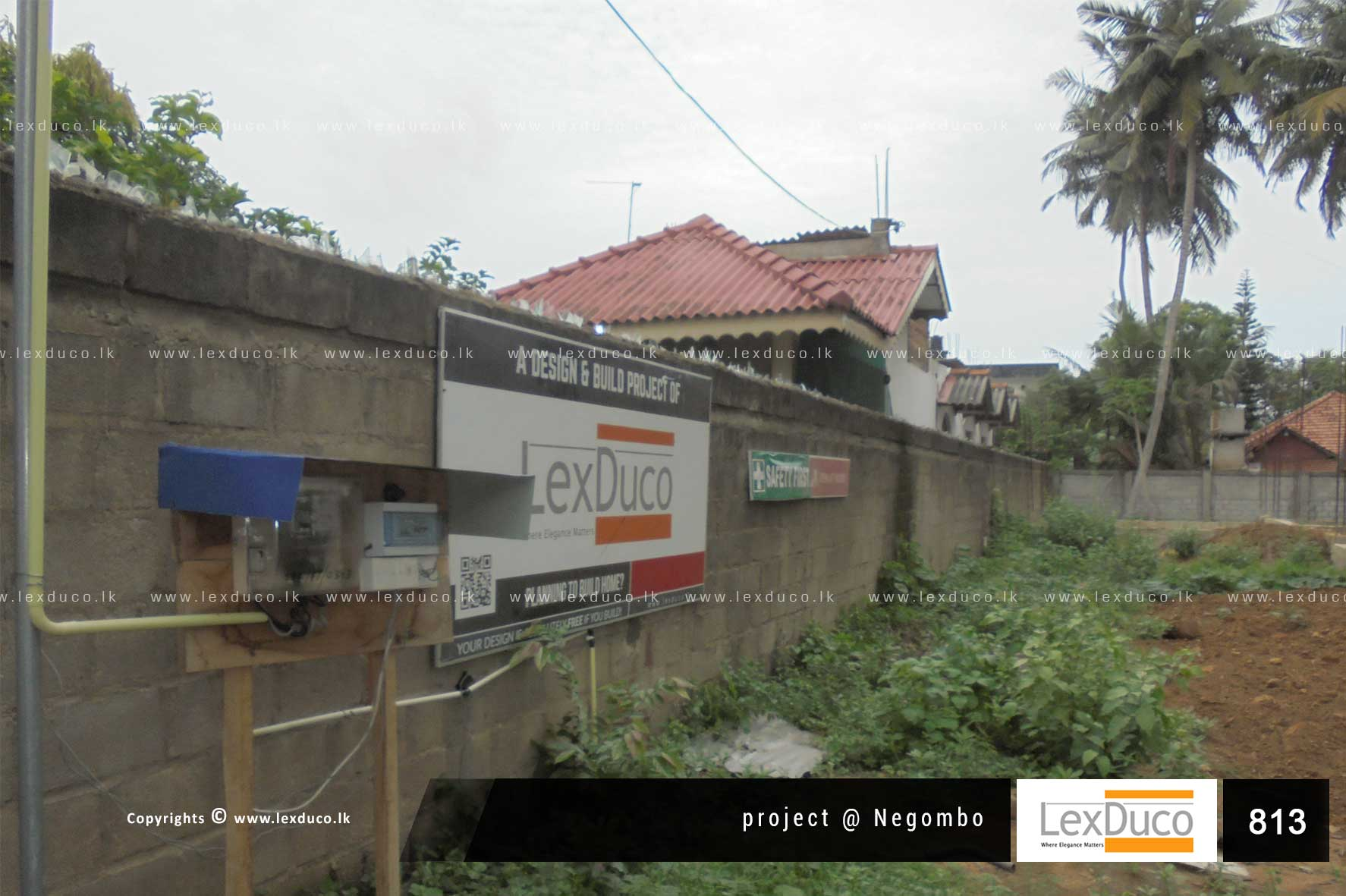 Residential Housing Project at Negombo  | Lex Duco