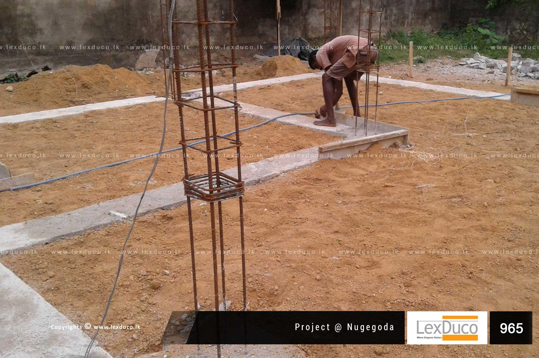Residential Housing Project at Nugegoda   Lex Duco