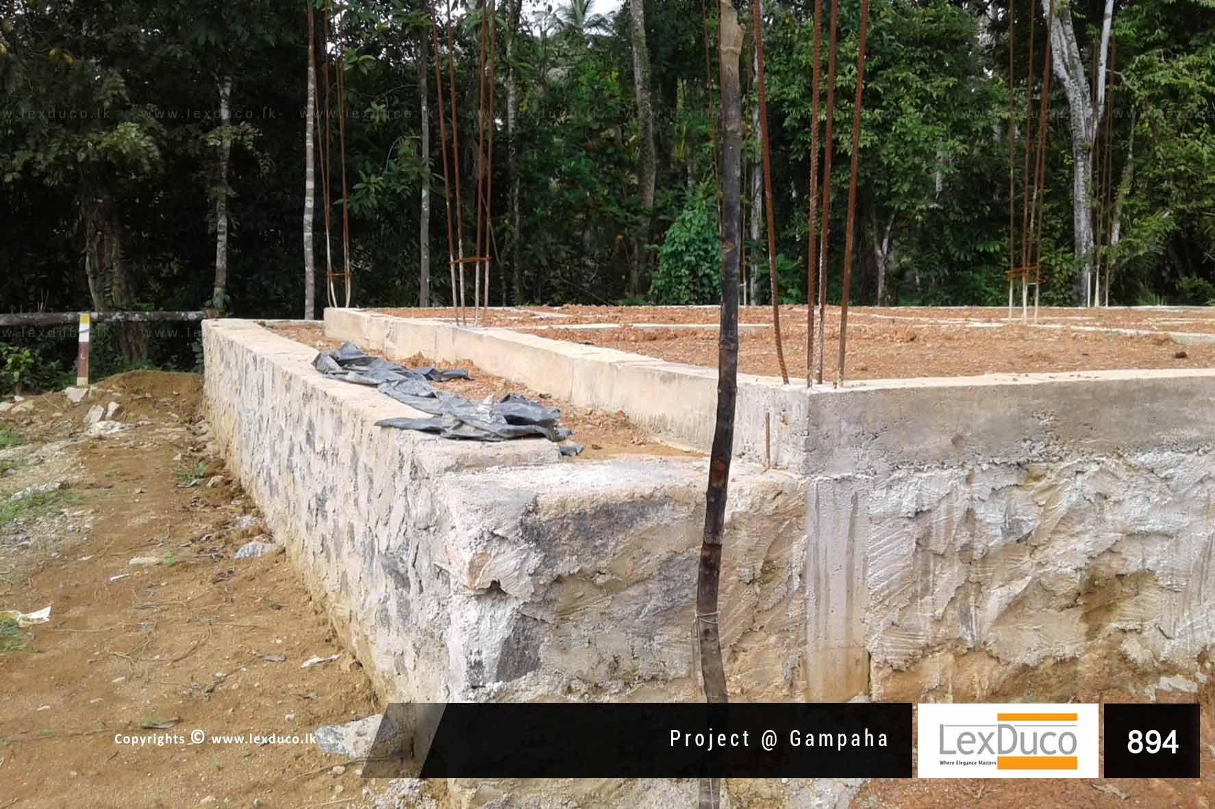 Residential Housing Project at Gampaha | Lex Duco