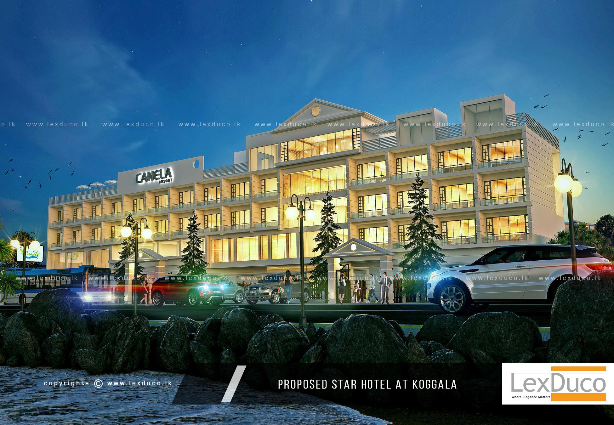 Canela Hotel | Lex Duco