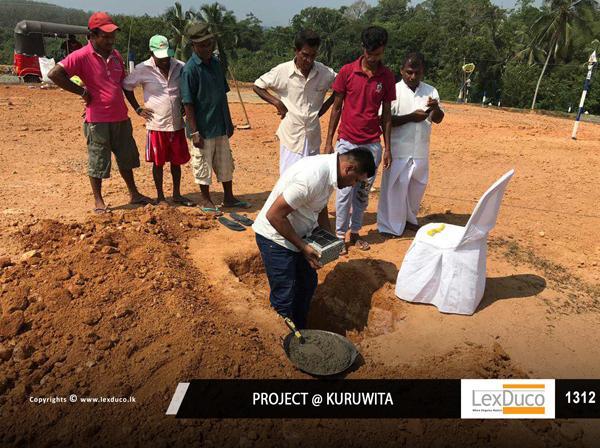 Residential Housing Project at Kuruvita | Lex Duco