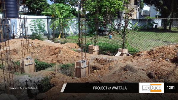 Residential Housing Project at Wattala | Lex Duco