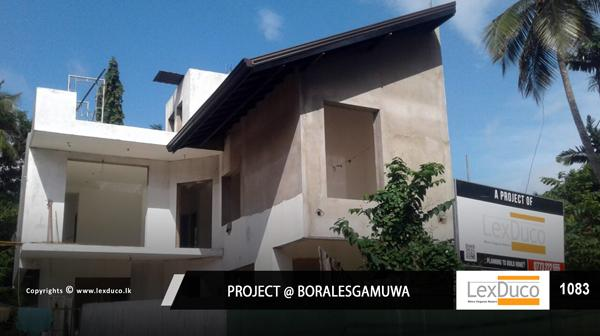 Residential Housing Project at Boralesgamuwa | Lex Duco