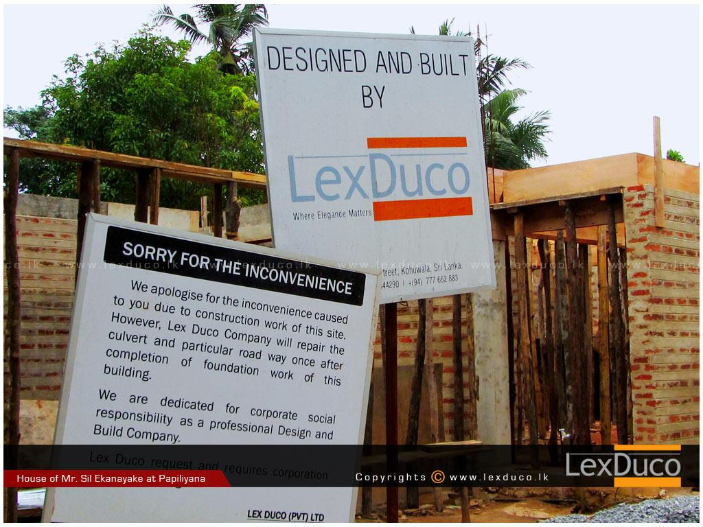 Residential Housing Project at Pepiliyana | Lex Duco